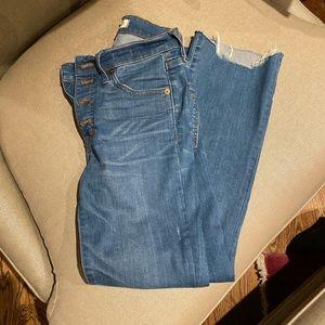 Made well Cali Demi boot cut jeans